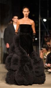 New York Fashion Week Spring/Summer 2016 - Givenchy - Runway Featuring: Model Where: New York, New York, United States When: 11 Sep 2015 Credit: Jeff Grossman/WENN.com